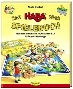 Das HABA-Kiga-Spielebuch