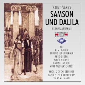 Samson Und Dalila (GA)
