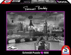 Schmidt Spiele 59508 - Thomas Barbey: Aufwind, 1000-teiliges Puz