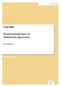 Projektmanagement in Multimedia-Agenturen