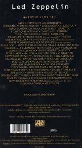 4 Compact Disc Set