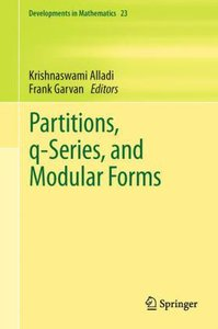 Partitions, q-Series, and Modular Forms