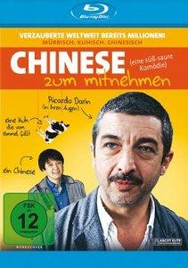 Chinese zum Mitnehmen-Blu-ray Disc