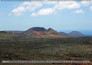 Urlaub auf Lanzarote (Wandkalender 2016 DIN A2 quer)