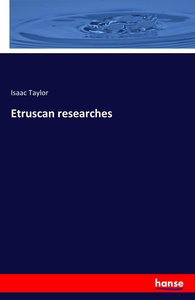 Etruscan researches