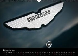 Aston Martin Vanquish Volante / UK-Version (Wall Calendar 2015 D