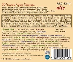 Gefangenenchor-Berühmte Opernchöre