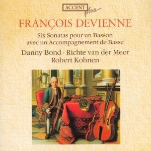 Sechs Sonaten Für Fagott Und Bass op.24
