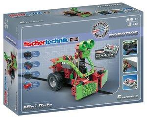 Fischertechnik 533876 - Baukasten, Mini Bots