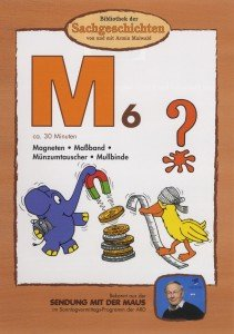 (M6)Magent,Maßband,Mull