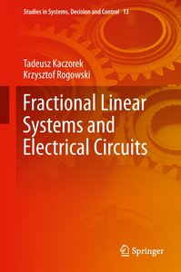 Fractional Linear Systems and Electrical Circuits