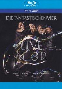Die Fantastischen Vier-Live in 3D