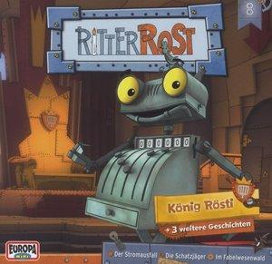 Ritter Rost - Hörspiel zur TV Serie 08