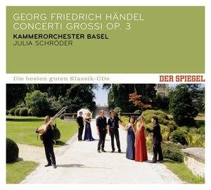 SPIEGEL:Die besten guten-Concerti grossi op.3