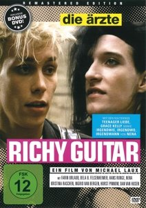 Richy Guitar Inkl.Bonus DVD