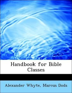 Handbook for Bible Classes