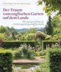 Ein englischer Garten auf dem Lande