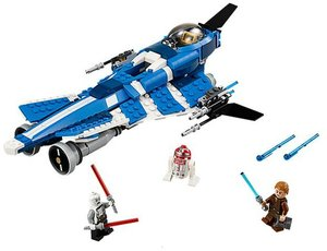 LEGO Star Wars 75087 - Anakins Custom Jedi Starfighter