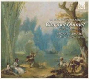Klarinettenquint.K 581/Quart.K 421