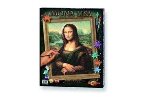 Schipper 609130511 - Mona Lisa, MNZ, Malen nach Zahlen
