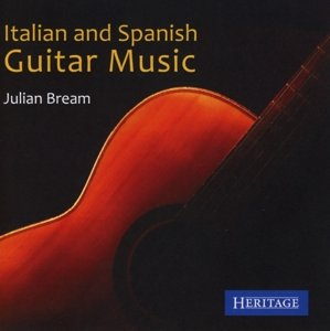 Italian And Spanish Guitar Music