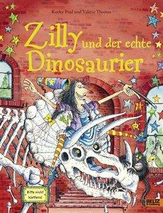 Zilly und der echte Dinosaurier