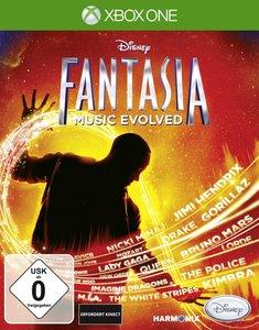 Disney Fantasia - Music Evolved (Kinect erforderlich)