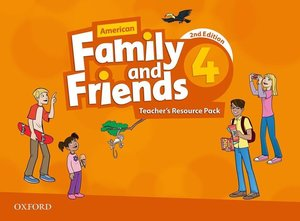 American Family and Friends 4. Teacher\'s Resource Pack