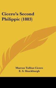Cicero's Second Philippic (1883)