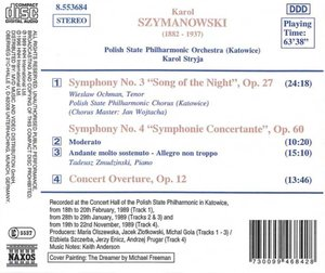 Sinfonie 3+4