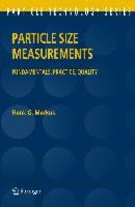 Particle Size Measurements