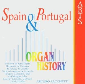 Organ Historie-Spain & Portugal