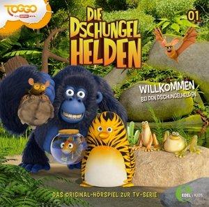 (1)HSP TV-Willkommen Bei Den Dschungelhelden