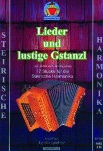 Lieder und lustige Gstanzl