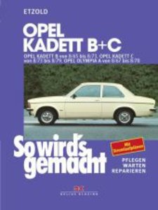 Opel Kadett B + C