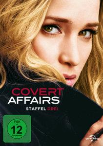Covert Affairs - Staffel 3