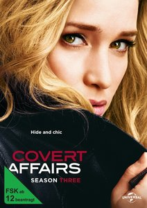 Covert Affairs - Staffel 3