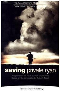 Penguin Readers Level 6 Saving Private Ryan
