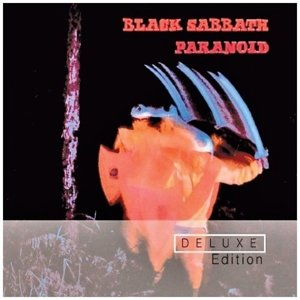 Paranoid (Deluxe Box:2CD+DVD Video)