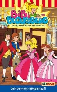 Bibi Blocksberg 98. Die Prinzessin von Thunderstorm