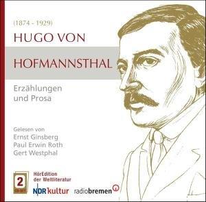 Hofmannsthal: Erzählungen und Prosa