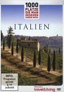 Italien-1000 Plätze die man gesehen haben muss
