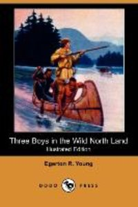 Three Boys in the Wild North Land (Illustrated Edition) (Dodo Pr