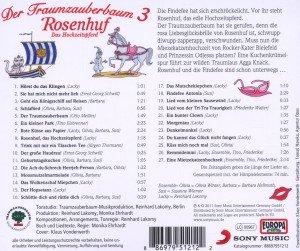 Der Traumzauberbaum 3. Rosenhuf, das Hochzeitspferd