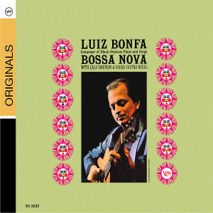 Composer Of Black Orpheus Plays Bossa Nova