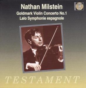 Nathan Milstein Spielt Goldmark