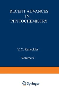 Recent Advances in Phytochemistry
