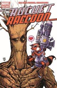 Rocket Raccoon Bd. 2