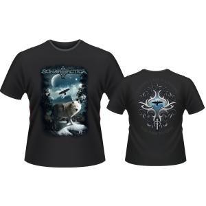 Days Of Wolves T-Shirt Girl L