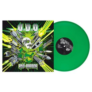 Rev-Raptor (180 Gr.Clear-Neon-Yellow Vinyl)